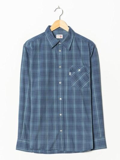 LEVI'S Hemd in L-XL in enzian, Produktansicht