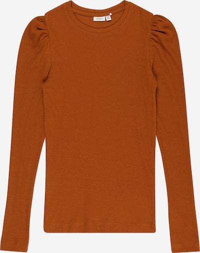 NAME IT Koszulka 'BESILJA' w kolorze karmelowym, Podgląd produktu