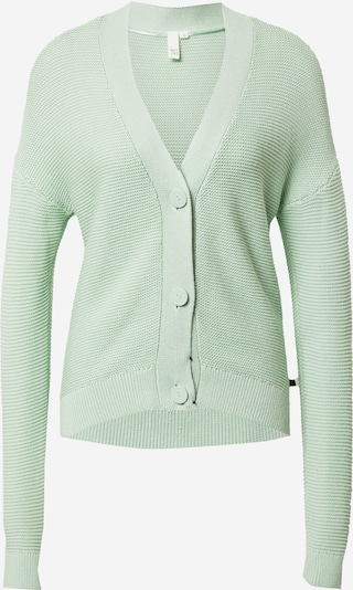Q/S designed by Knit cardigan in Pastel green, Item view