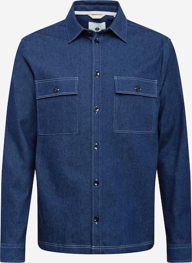 anerkjendt Overhemd 'AKHERBERT' in de kleur Donkerblauw, Productweergave