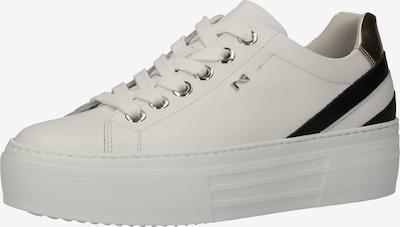 Nero Giardini Sneakers laag in de kleur Blauw / Zilver / Wit, Productweergave
