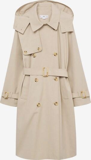 Palton de vară 'Jordina' MANGO pe bej, Vizualizare produs
