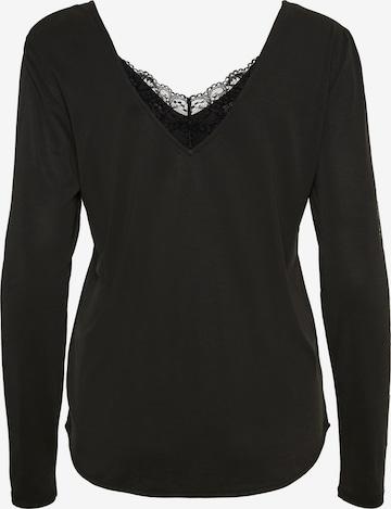 VERO MODA Shirt 'FILLI' in Black