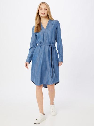 ESPRIT Šaty - modrá džínovina, Model/ka