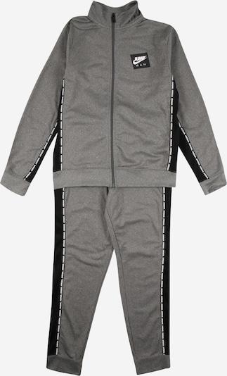 Jordan Strój do biegania 'JUMPMAN' w kolorze ciemnoszary / czarny / białym, Podgląd produktu