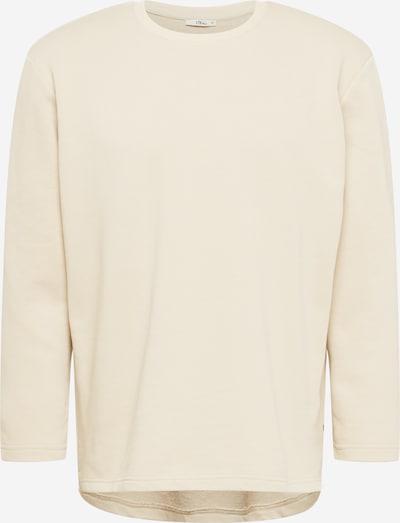 LTB Sweatshirt in beige / schwarz, Produktansicht