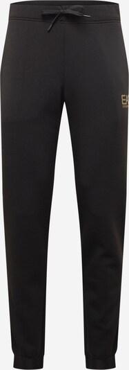 EA7 Emporio Armani Hose in schwarz, Produktansicht