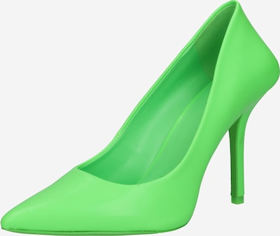 ALDO Escarpins 'JESS' en vert clair, Vue avec produit