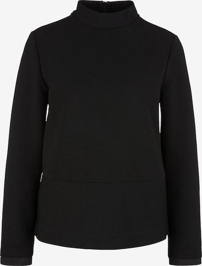 s.Oliver Sweatshirt in schwarz, Produktansicht