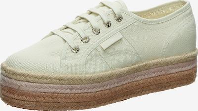 SUPERGA 2790-Cotcoloropew Sneaker Damen in beige / rosa / weiß, Produktansicht