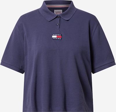 Tommy Jeans Poloshirt in navy / rot / weiß, Produktansicht