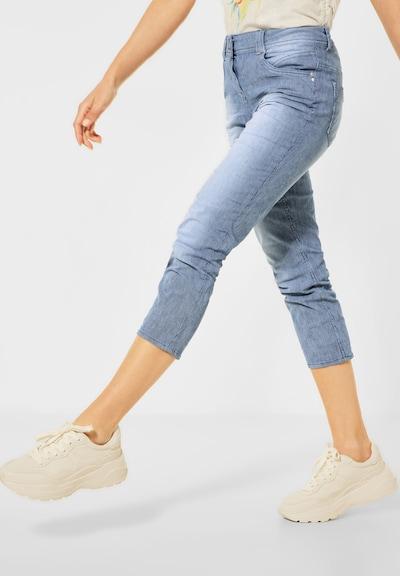 CECIL Jean en bleu, Vue avec modèle