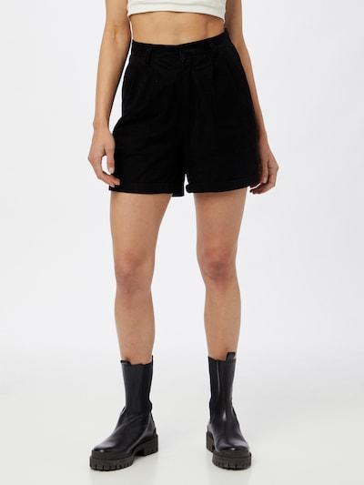 Deadwood Shorts 'Suzy' in schwarz, Modelansicht