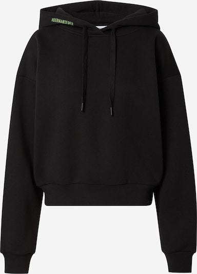 Hoermanseder x About You Sweatshirt 'Polly' in Black, Item view