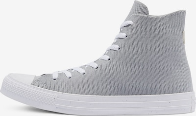 CONVERSE Sneakers high 'CHUCK TAYLOR ALL STAR RENEW KNIT' in Silver, Item view