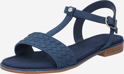 ESPRIT Sandale 'Moa' in blau, Produktansicht