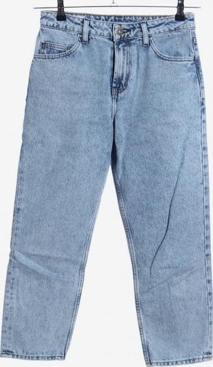 Collusion Straight-Leg Jeans in 29 in blau, Produktansicht