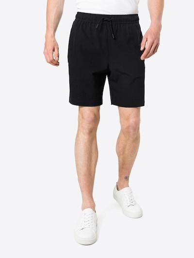 szürke / fekete Calvin Klein Performance Sportnadrágok, Modell nézet
