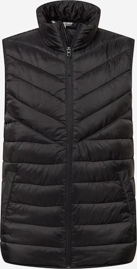 TOM TAILOR DENIM Bodywarmer in de kleur Zwart, Productweergave