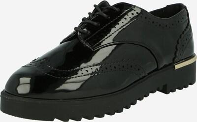 Pantofi cu șireturi 'JITTERS' NEW LOOK pe negru, Vizualizare produs