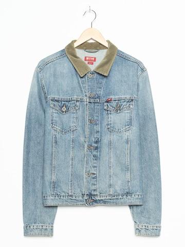 MUSTANG Jacket & Coat in L in Blue