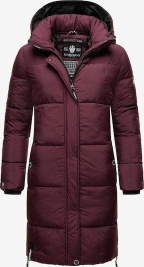 Palton de iarnă MARIKOO pe roșu cireș, Vizualizare produs