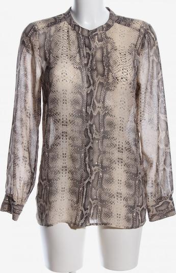 Maison 123 Langarm-Bluse in M in nude / braun / wollweiß, Produktansicht