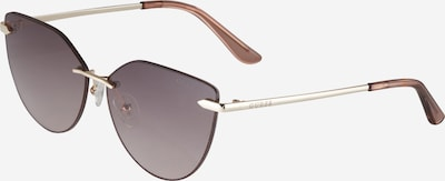 GUESS Solbriller i brun / rosa guld, Produktvisning