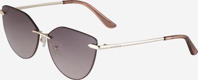 GUESS Solglasögon i brun / roséguld, Produktvy