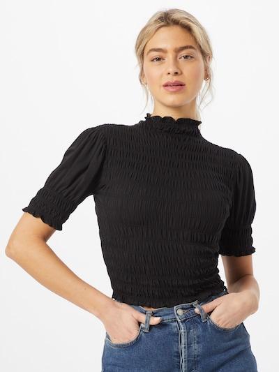 NA-KD Majica u crna: Prednji pogled