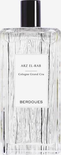Berdoues Eau de Cologne 'Arz El-Rab' in transparent, Produktansicht