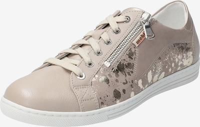 MOBILSergonomic Sneaker 'Hawai Shiny' in beige / taupe / rosa, Produktansicht