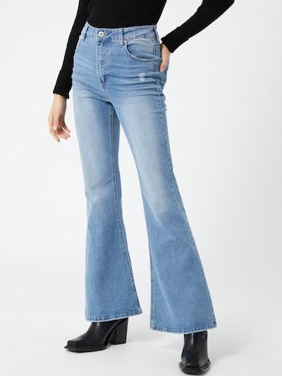 Džinsai iš Cotton On , spalva - mėlyna, Modelio vaizdas