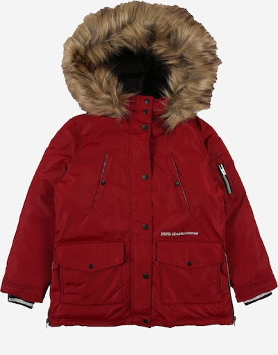 Pepe Jeans Jacke 'FLORENCE' in rot, Produktansicht