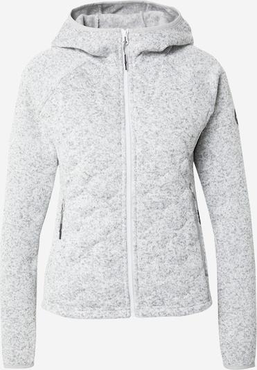 Jachetă  fleece funcțională 'ASHBY' ICEPEAK pe gri, Vizualizare produs