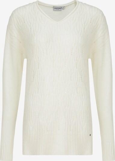 Finn Flare Pullover in beige, Produktansicht
