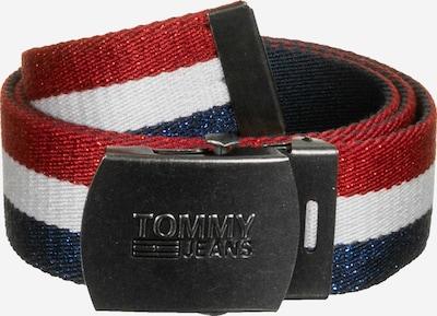 Tommy Jeans Gürtel 'Sportswear' in rot, Produktansicht