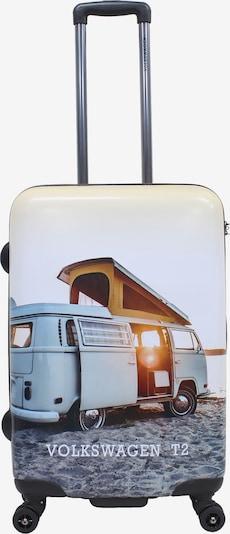 Volkswagen Reisekoffer 'Bus' in mischfarben, Produktansicht