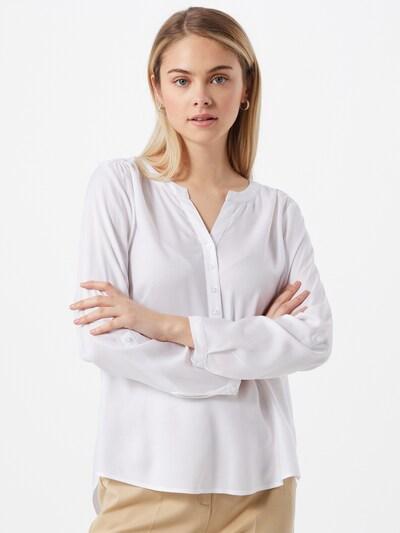 STREET ONE Bluse 'Bamika' in weiß, Modelansicht