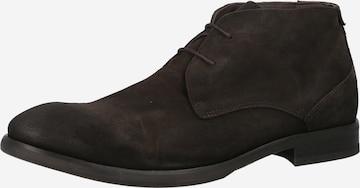 Pantofi cu șireturi 'CRUISE' de la Hudson London pe maro