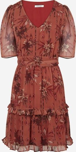 NAF NAF Kleid 'Katrina' in braun / mischfarben, Produktansicht