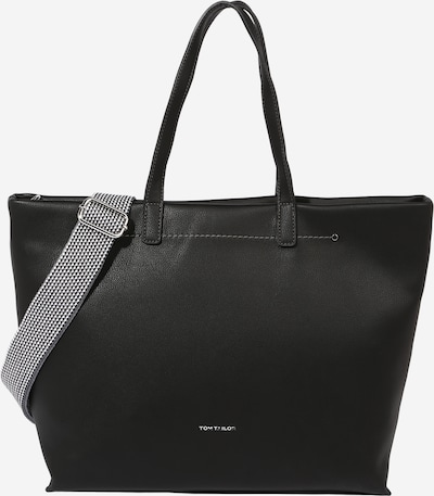TOM TAILOR Shopper 'Delia' en negro, Vista del producto