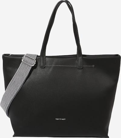 TOM TAILOR Nákupní taška 'Delia' - černá, Produkt