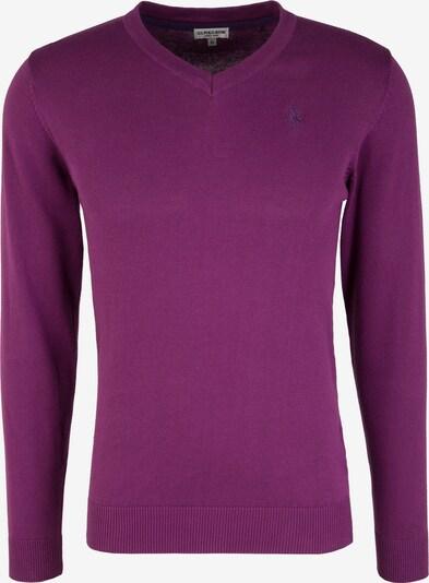 U.S. Polo Assn. Pullover V-Ausschnitt in pink, Produktansicht