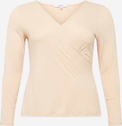 ABOUT YOU Curvy Shirt 'Kimberly' in de kleur Beige, Productweergave
