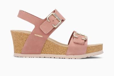 MEPHISTO Sandale Lissandra in pink, Produktansicht