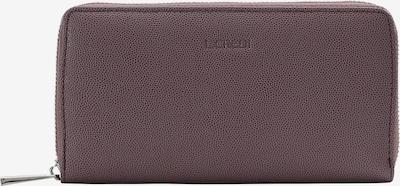 L.CREDI Brieftasche 'GRAZIA' in mauve, Produktansicht