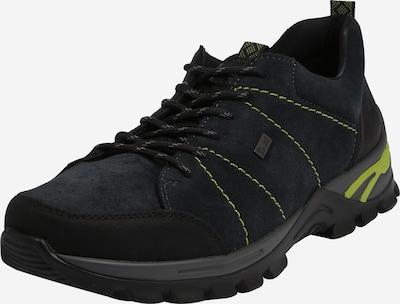 RIEKER Sportske cipele na vezanje u tamno plava / crna, Pregled proizvoda