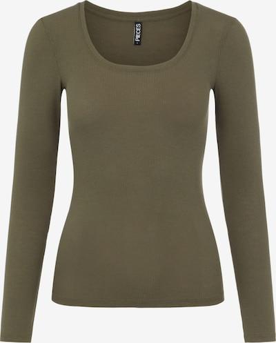 PIECES Shirts i khaki, Produktvisning