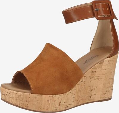 Nero Giardini Sandale in braun, Produktansicht
